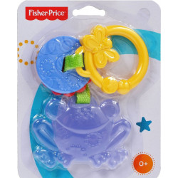 Fisher Price Frog Game and Teething Ring