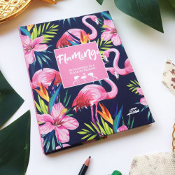 Mofkera - Flamingo Notebook