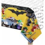 Amscan - Batman Lego Plastic Table cover Tablecover Cloth 1.2m x 1.8m