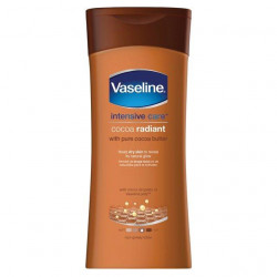 Vaseline Intensive Care Cocoa Lotion 400ml (Made in Britain)