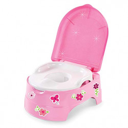 Summer Infant My Fun Sticker Potty, Pink