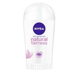 Nivea Black Natural Fairness Female Deodorant 40ml