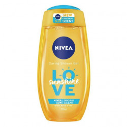 Nivea Shower Gel with Aloe Vera Sunshine Love 250ml