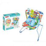 ibaby Toddler Rocker Bouncer Safe Vibrating Chair Soothing Music Vibrating Toys