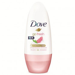 Dove Go Fresh Pomegranate Roll-On Anti-Perspirant Deodorant 50ml (Made in Britain)