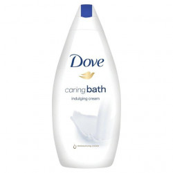 Dove Indulging Caring Bath 500ml (Made in Britain)