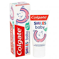 Colgate Smiles Baby 0-2 years Toothpaste 50ml