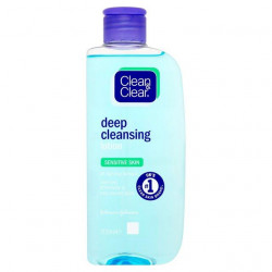 Clean & Clear Deep Cleansing Lotion 200ml