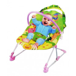 ibaby Infant Seat 3 Adjustable Seat Angel, Calming Vibration Chair
