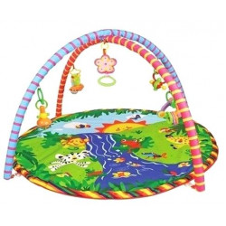 Ibaby Crawls Cushion Playmat
