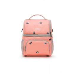 Sunveno - Insulated Multipurpose Bag - Panda Pink