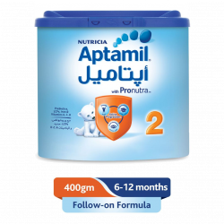 Nutricia Aptamil 2 with Pronutra 400g