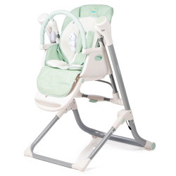 Jikel Comfort 3 Highchair, Different Colors