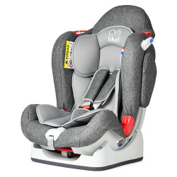 Jikel Royz Car Seat, Grey or Navy Blue