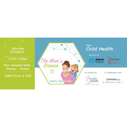Moms Science 2019 - Forth Session Ticket, Child Health