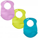 Tommee Tippee Explora Roll 'n' Go Bib - Different Colors