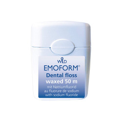Emoform- Dental Floss Waxed
