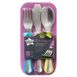 Tommee Tippee First Grown Up Cutlery Set