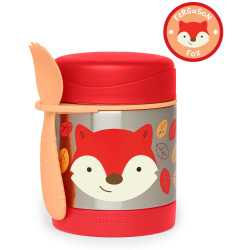 Skip Hop - Food jar Fox