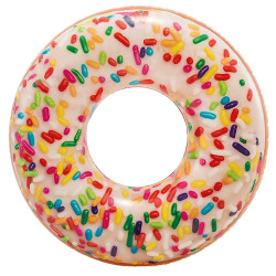 Intex - Rainbow Sprinkle Donut Tube