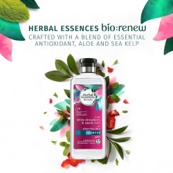 Herbal Essences - Clean White Strawberry & Sweet Mint Shampoo