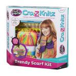 Cra-Z-Art CRA-z-Knitz Scarf Kit