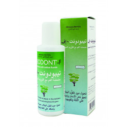 Tebodont F - Mouth Rinse 250ml