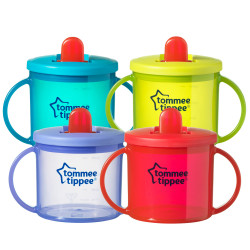 Tommee Tippee Essentials First Cup, Different Colors
