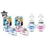 Tommee Tippee First Sips Soft Transition Cup 150ml (Available in 2 Colors)