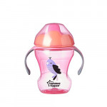 Tommee Tippee Explora Easy Drink Cup 230 ml, Pink