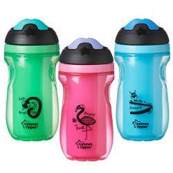 Tommee Tippee Active Straw Cup 12m+, Different Colors