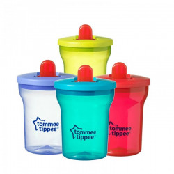 Tommee Tippee Basics First Beaker, Available in 3 Colors, +4 months