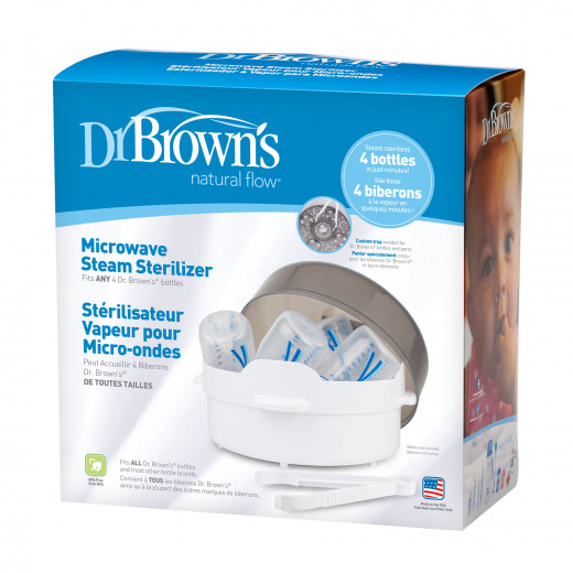 Dr. Brown's Microwave Steam Sterilizer