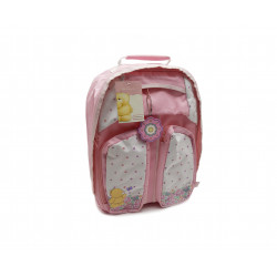 Hallmark Floral Backpack, Pink