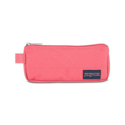 JanSport Basic Accessory Pouch Strawberry Pink Color