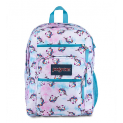 JanSport Big Student Unicorn Clouds Color