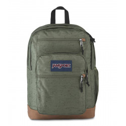 JanSport Cool Student Muted Green Plain Weave Color