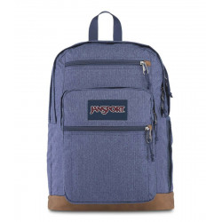 JanSport Cool Student Peacock Blue Honey Dobby Color