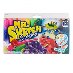 Mr. Sketch Color Markers / Set of 12