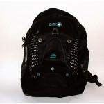 Amigo School Backpack, Black, 45 cm