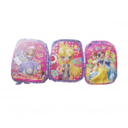 School Backpack, Different Style Characters for Girls, 35 cm