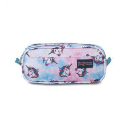 JanSport Large Accessory Unicorn Clouds Color