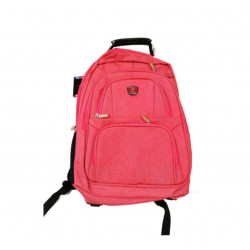 Amigo School Backpack, Peach Color, 45 cm