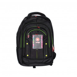 Amigo School Backpack, Black Color, 45 cm