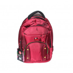 Amigo School Backpack, Red Color, 45 cm