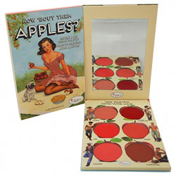 the balm How 'Bout Them Apples?