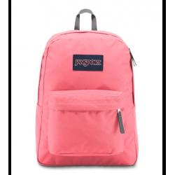 Jansport Superbreak Strawberry Pink Color