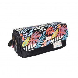Color Forest Pencil Case, Black