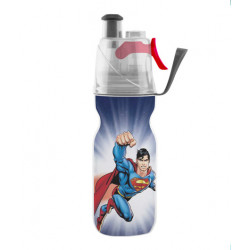 O2Cool 12OZ Kids Insulated ArcticSqueeze Mns - Superman