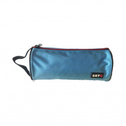 Amigo Tubular Pencil Case, Different Colors